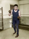 Boxer Max Schmeling ist Augenzeuge
