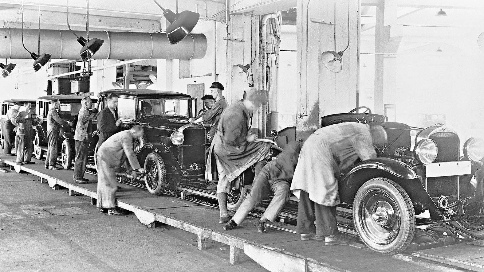 When Was The First Car Introduced By Henry Ford