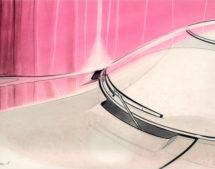 Opel Design-Skizze GT