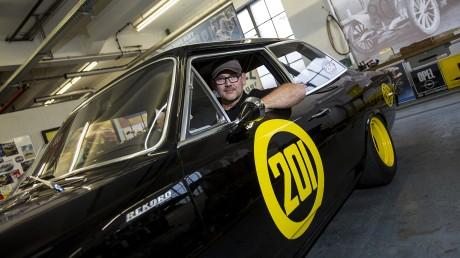 Porträt des Opel Classic Mitarbeiters Jens Cooper