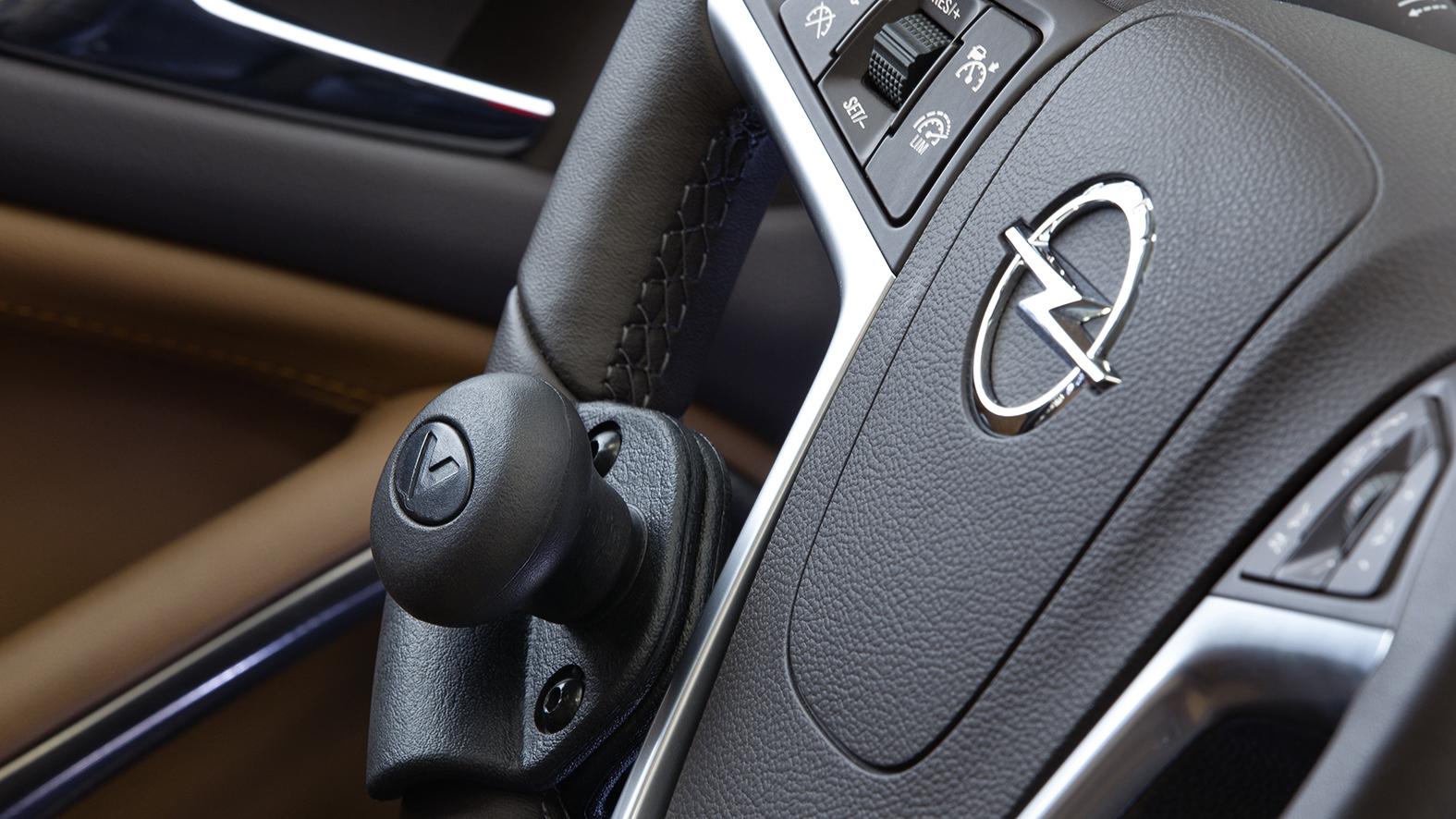 Opel Mobilitätshilfe