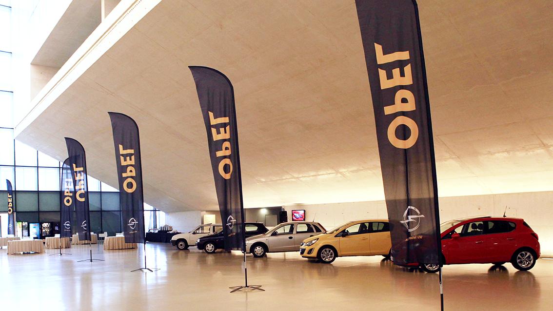 5th Corsa Generation at the Congress Palace in Zaragoza city