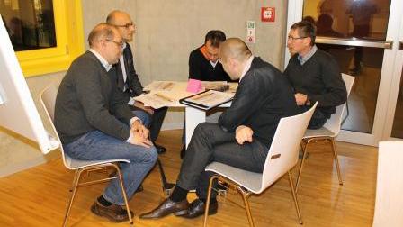 Move!-Workshop: Intensive Diskussion