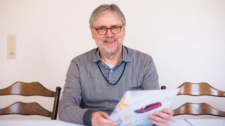 Peter Hendrich war 37 Jahre lang bei Opel beschäftigt.