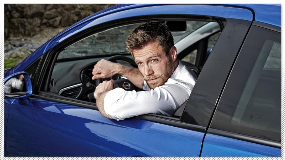 Photo of Ken Duken Opel - car