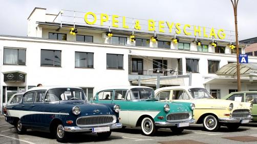 150 Jahre Opel Feier (2012)