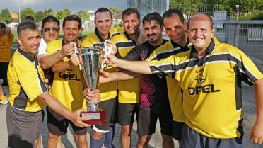 Opel Fußballturnier