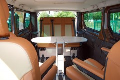 Transforming The Vivaro Into Your Living Room Opel Post