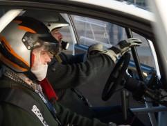 Mitfahrten im OPC Rallye Corsa bei Willi Stengg
