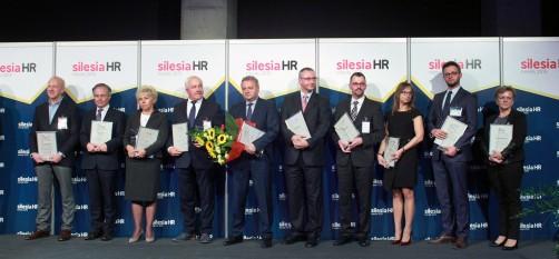 Nagrody wręczono podczas konferencji Silesia HR Trends 2015