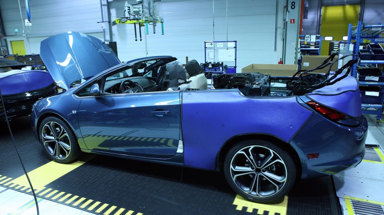 Buick Cascada jest gotowy do wyjechania na amerykańskie drogi