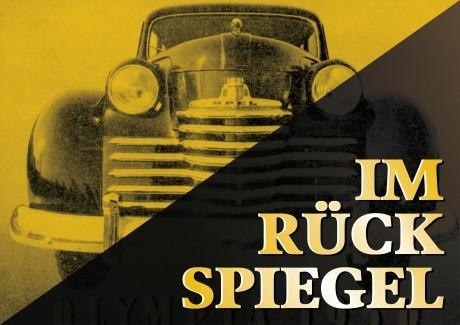 Im Rückspiegel: Die Opel Post-Ausgabe vom Januar 1950 zum Downloaden.