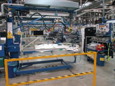 Ein OpEx-Projekt betraf Gliwice – die Teilefertigung.