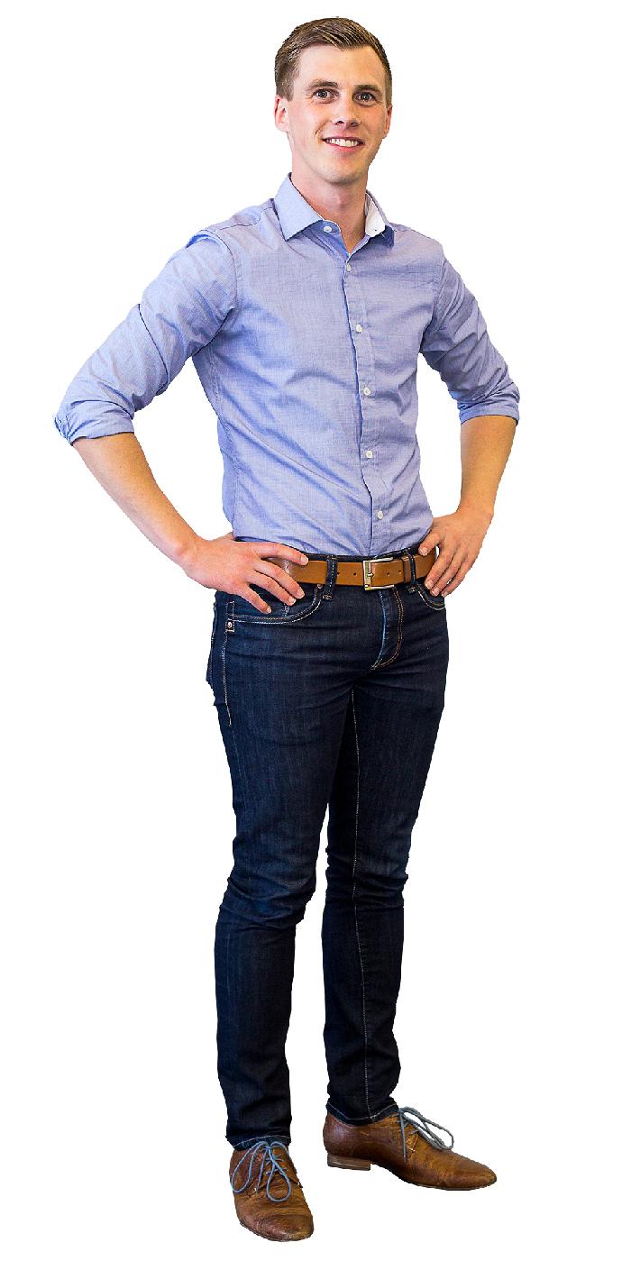 Dominik Flick (28), Energie Management Koordinator, ME AMT