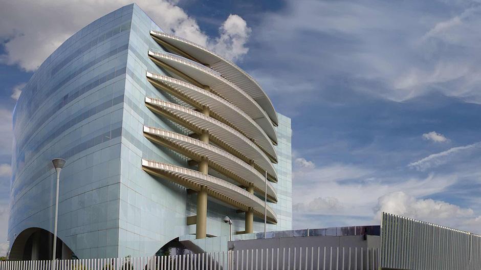 General Motors México-Headquarter in Mexiko-Stadt