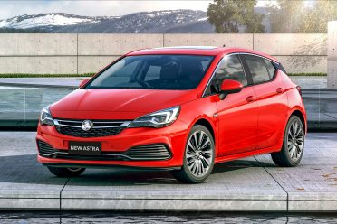 Bestseller heads down under: As of December the Astra is also available as a Holden Astra in Australia and New Zealand.