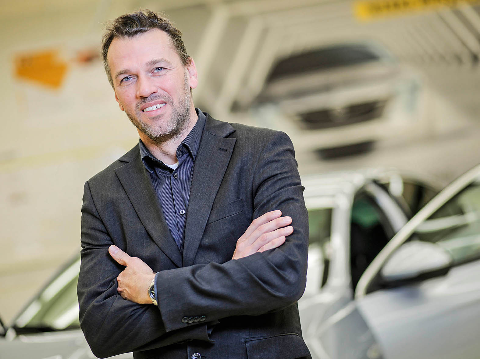 """Die """"Macher hinter dem neuen Opel Insignia"""""""