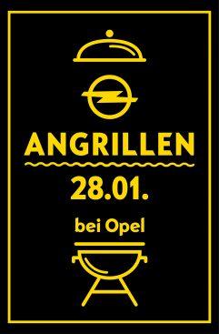 Opel Flat und Chance auf einen Vier-Tages-Trip nach Lappland: Am 28. Januar laden die Opel-Händler wieder zum Angrillen in ihre Autohäuser ein.