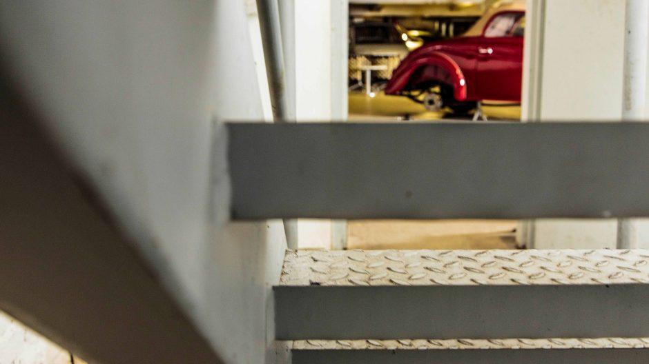 Konzeptstudien in der Opel Classic Werkstatt