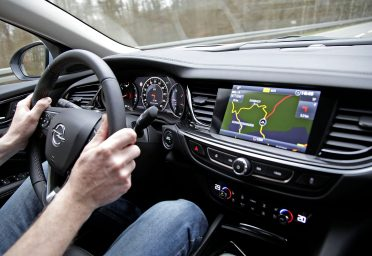 Opel Insignia Probefahrt mit Opel Mitarbeitern