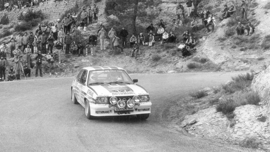 219969_Rallye Monte Carlo 1982, Rothmans Opel Team - Opel Ascona B 400, Walter Röhrl