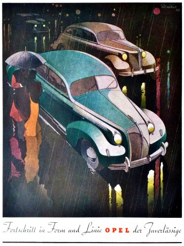 1938-Opel-Ad-by-Bernd-Reuters