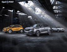 Die neuen Opel-X-Modelle - The New Opel X-range