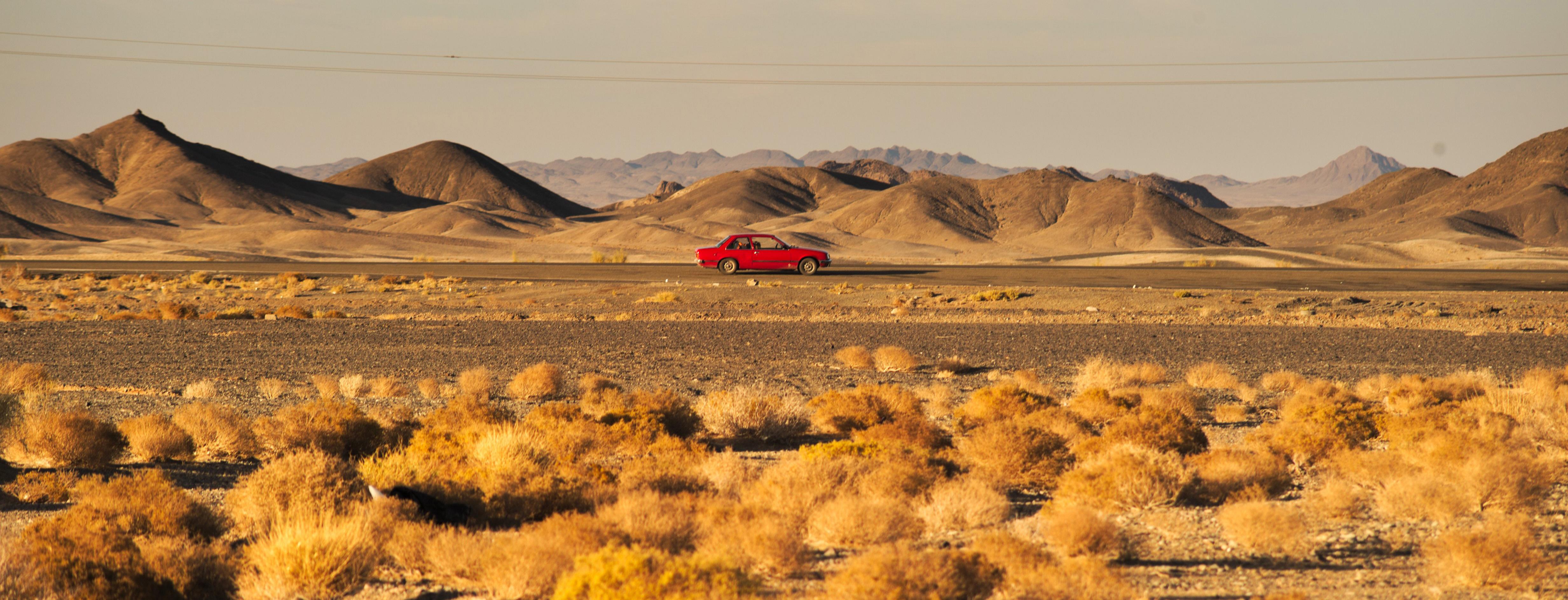 Zwischen Bam und Zahedan versteht man: Wüsten sind keine Einöden.