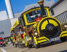 Opel ist prominent vertreten auf dem Hessentag in Rüsselsheim 2017