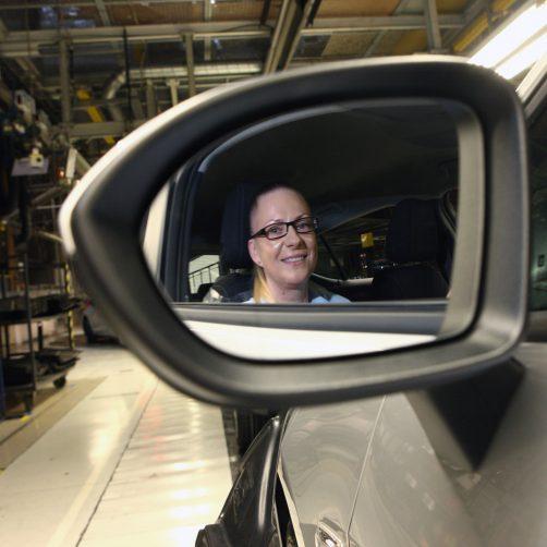 Sumienność i dokładność – te dwie cechy uważa za mocną stronę kobiet w przemyśle motoryzacyjnym.
