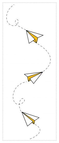 samolocik leci