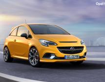 Opel Post - Opel Corsa GSi