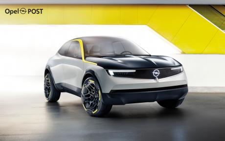 Opel Post - Opel GT X Experimental