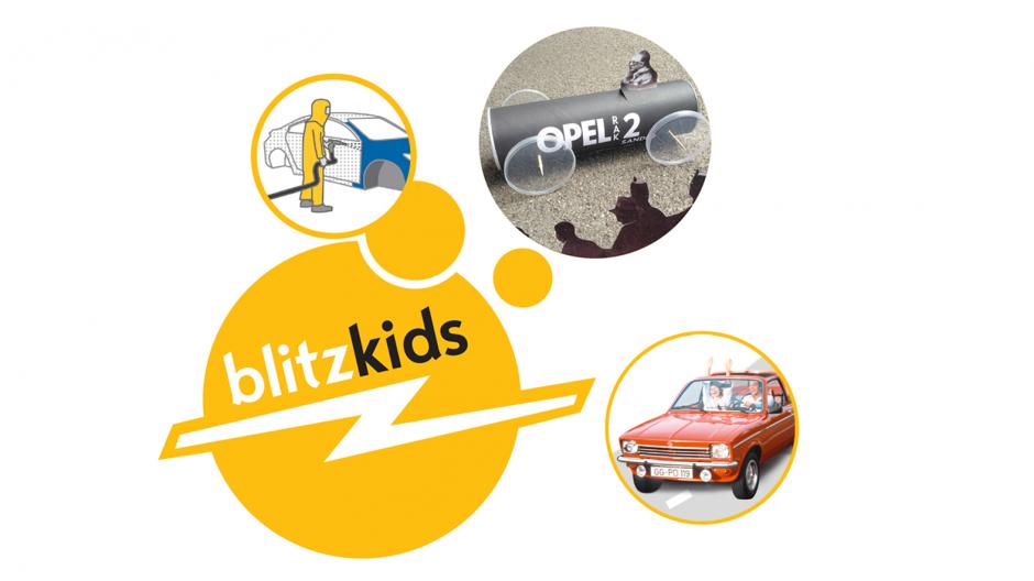 Für Kids Mit Blitz Im Herzen Opel Post