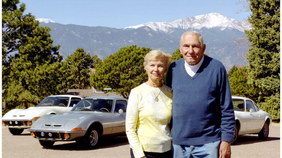 Visiting A Legend Opel Post