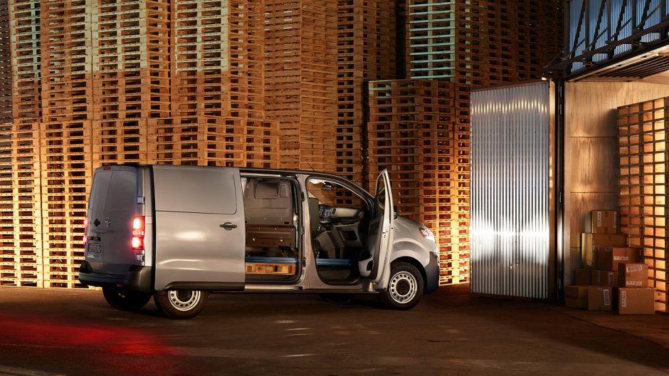New Dimensions Opel Post