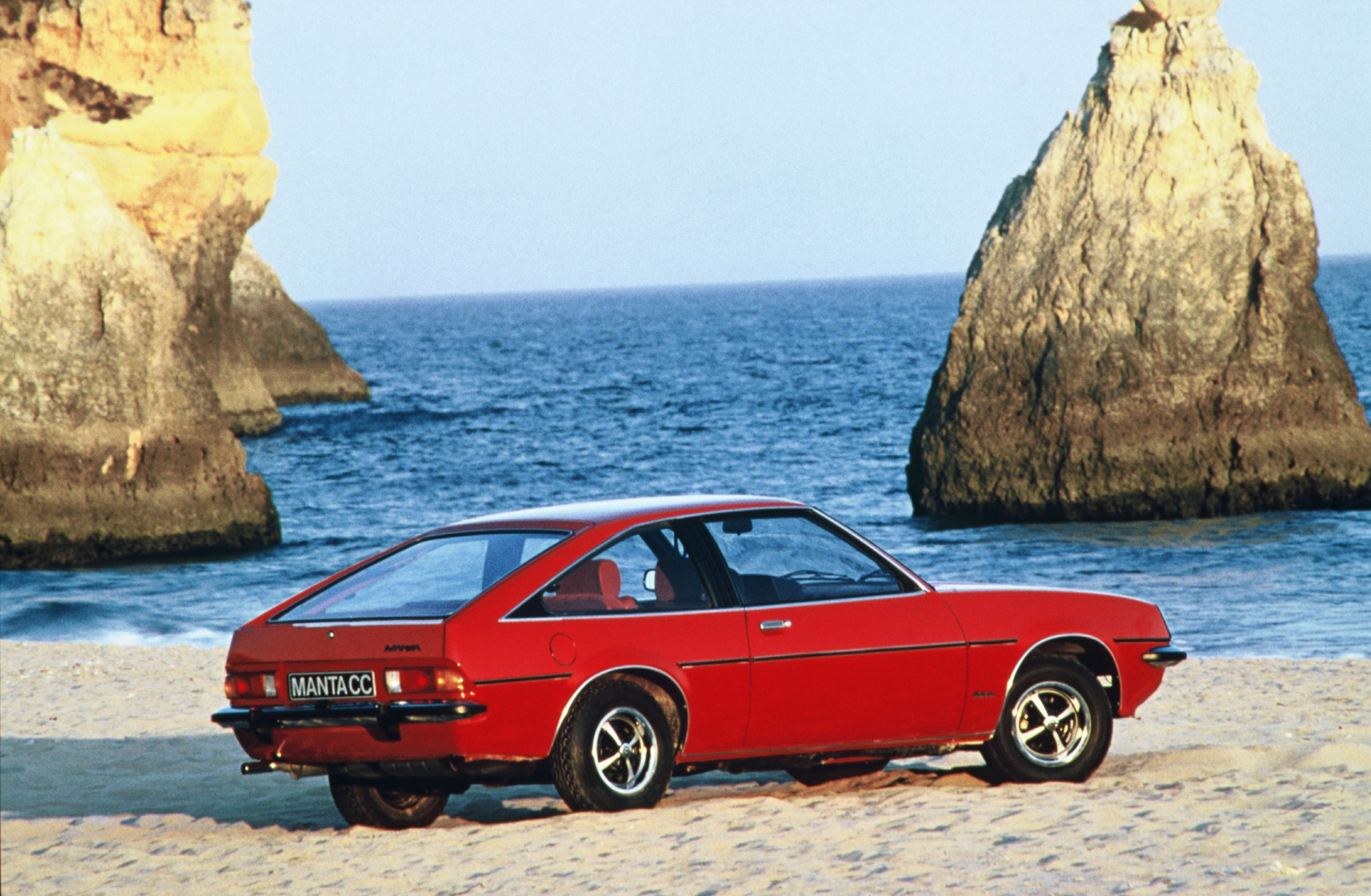 Opel Manta - der Experten-Quiz
